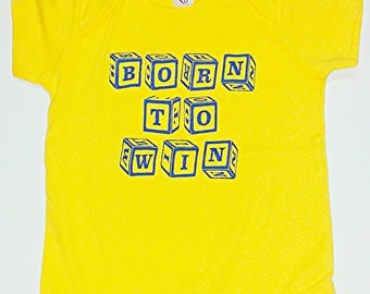 Born to win (onesy)