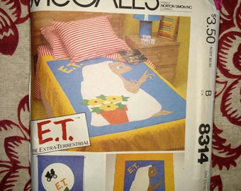 E.T. McCall's Quilt or Wallhanging Pattern