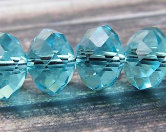 Laguna Blue Swarovski Beads, Beads, Jewelry Supplies