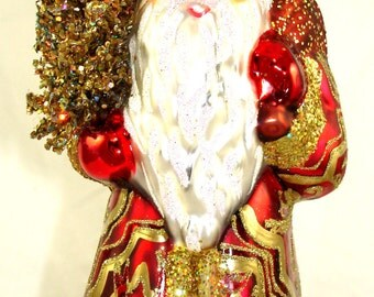 Santa class ornaments Ino Schaller Germany #16