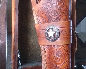 Handmade Western Holster, The Ranger