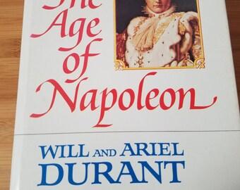 The Age Of Napoleon Book