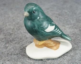 Cripple Creek Colorado Bird Figurine Hand-Painted C. 1982