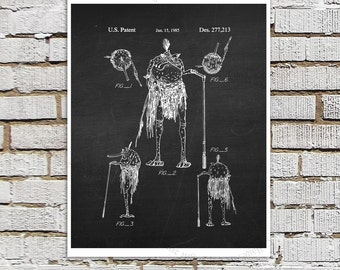 Star Wars print #21 Sy Snootles Patent Poster, Star Wars Decor, Star Wars Boys Room Decor,  Star Wars Gift for Kids, Sci-Fi decor