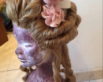 Order wig style roccoco victorian 700 (chose your prefered color) no accessories