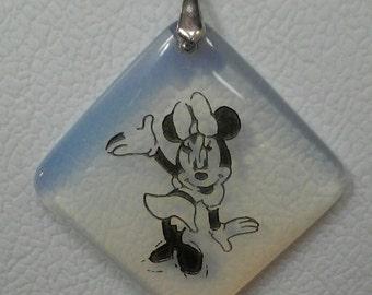 Minnie Mouse Pendant
