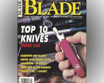 Blade Magazine March 1995