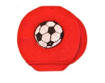Child Soccer Eyeglass Eye Patch