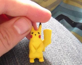 Kute little pikachu figurine