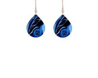 Midnight Bloom Earrings/Jewelry/Fashion Jewellery/Jewelry sets