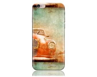 For Samsung Galaxy S7 Edge Case #Vintage Ride Cool Design Hard Phone Case
