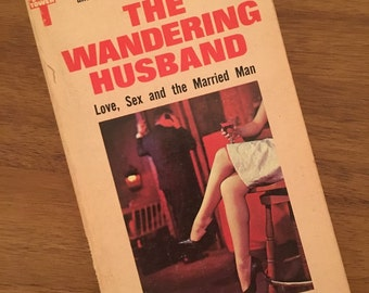 The Wandering Husband - 1964 Paperback