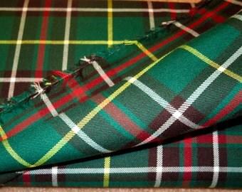 Newfoundland Circle Skirt w/pocket~Green Red Brown Plaid maxi skirt Floor Length Skirt~Prom Party skirt~Bridesmaid Wedding skirt@sohoskirts