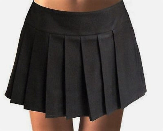 Small Black Skirt