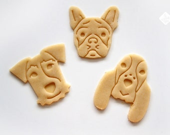 Cookie Cutter Set — Dogs