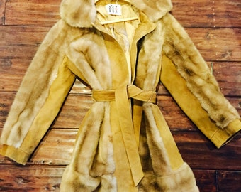 1970's Lilli Ann Coat