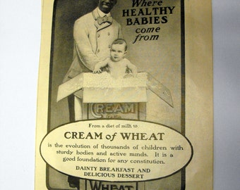 Vintage Cream of Wheat Advertising
