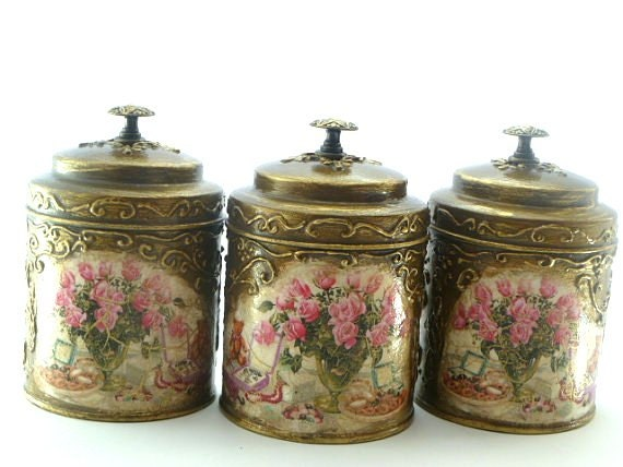 unique kitchen canisters canisters kitchen canisters canister painted canister 15275