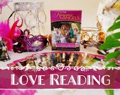LOVE AND RELATIONSHIPS reading - The Romance Angels Oracle