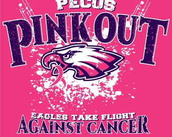 Pink out   Etsy