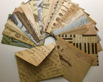 Handmade Envelopes - Symphony