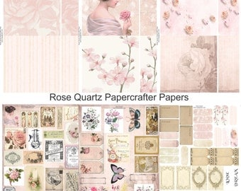 Rose Quartz Papercrafter