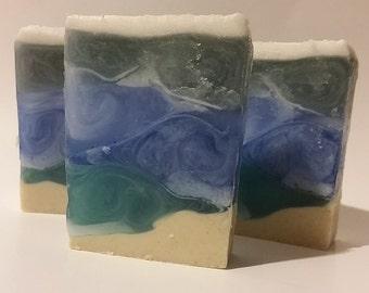 Ocean Waves MP Soap