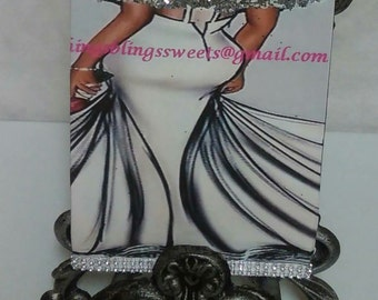 Custom Wedding treat bags