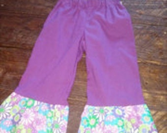 Toddler Ruffle Pants