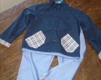 Boy's suit size 4