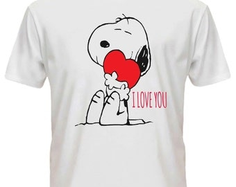 Snoopy Charlie Brown Valentines day