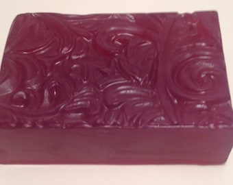 Cranberry Bar Soap