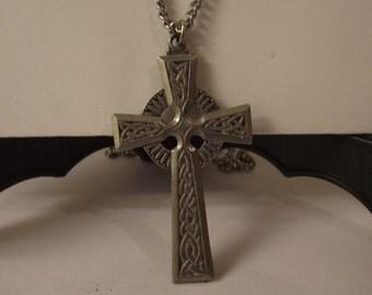 Vintage Cross Necklace #2