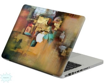 New Oil Painting decal mac stickers Macbook decal macbook stickers apple decal mac decal stickers 04
