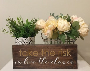 Wooden Sign - Custom Sign - Motivational Sign - Wooden Sign - Inspriational Quote - Entrepreneur