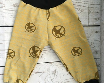 Hunger Games baby leggings