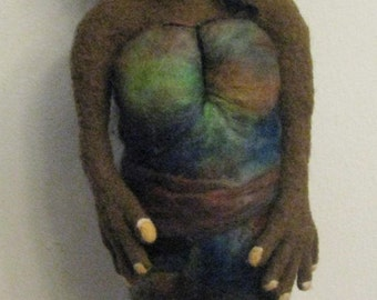 """Wool Sculpture  """"Joyva"""""""