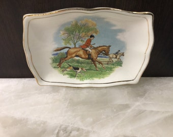 Royal Winton Equestrian Dish