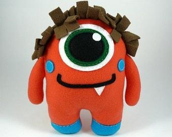 Stuffed Toy Monster Plush Animal Baby Kid Toddler Child