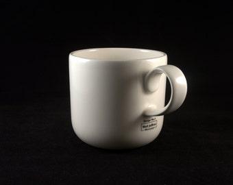 Design No 3: Mug 325ml
