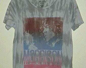 Tie Dye Jim Morrison T-shirt