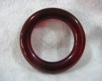 Free shipping Engaging Natural Red Chrysophoron Bracelet (inner diameter 60mm)