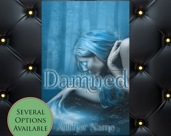 Damned Pre-Made eBook Cover * Kindle * Ereader Cover