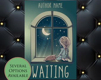 Waiting Pre-Made eBook Cover * Kindle * Ereader Cover