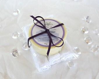 Kit-Homemade-Angel Skin- Soap- Washcloths pack of 3/Savon artisanal/Baby products/Produit pour bébé