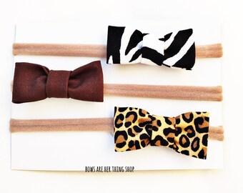 WILD THING mini bow set