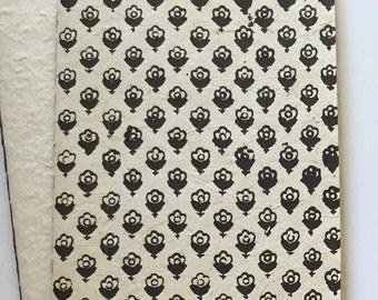 Small Blank Jotter Notebooks (2pk)