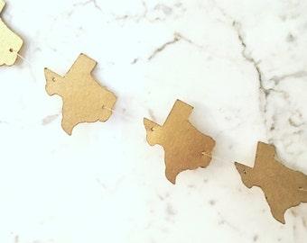 Tiny Texas Garland, Texas Bunting