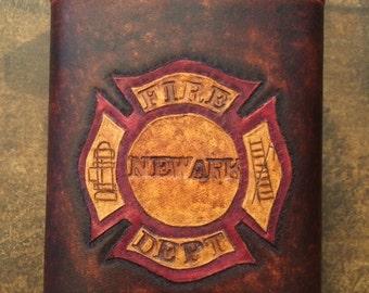 Firefighter flask