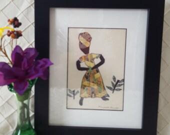 "Dancing Lady Art ""Faith"": image # 8"